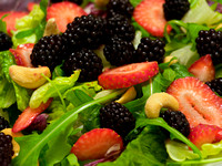 Bearberry Salad