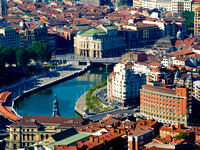 Bird's Eye Bilbao